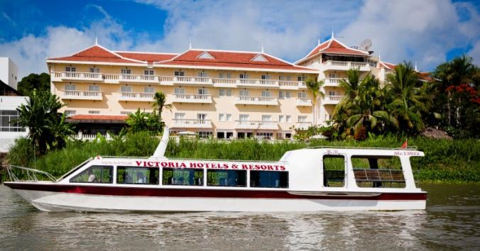 Victoria Chau Doc Hotel 1