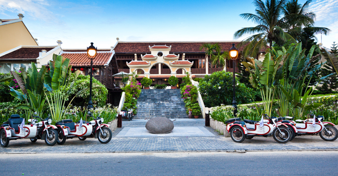 Victoria Hoi An Beach Resort & Spa 1