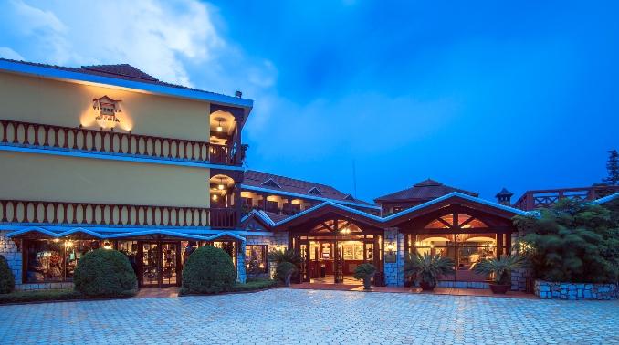 Victoria Hotels & resorts 3